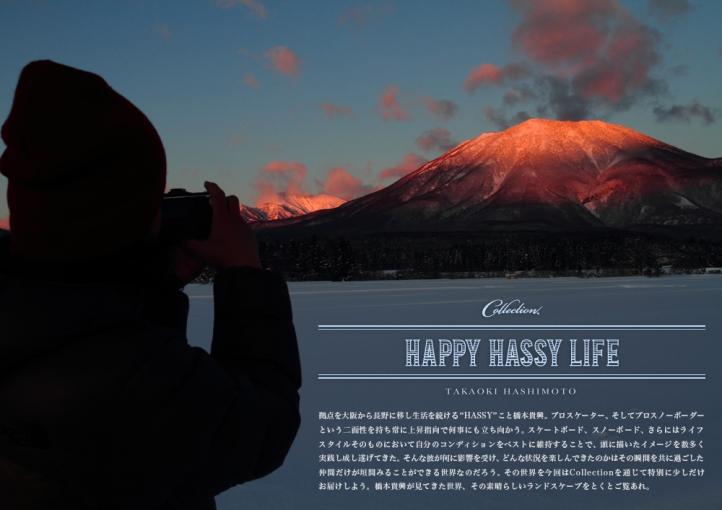 HAPPY HASSY LIFE